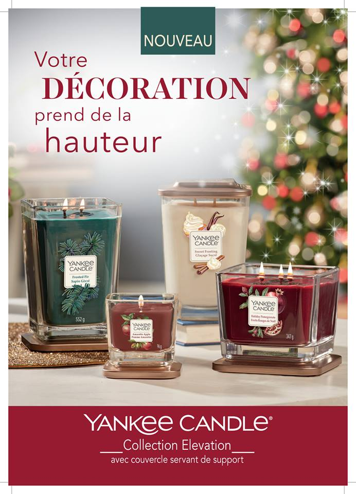 Nouvelle collection Yankee Candle